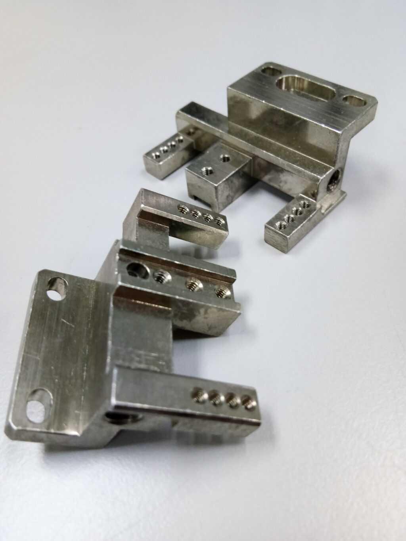 Фрезерная металлообработка ЧПУ