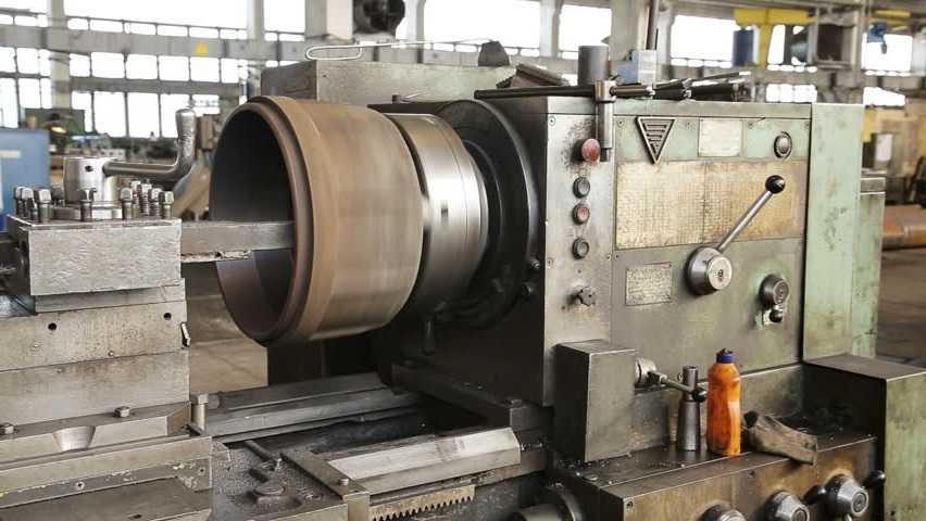 Механическая обработка металла 1